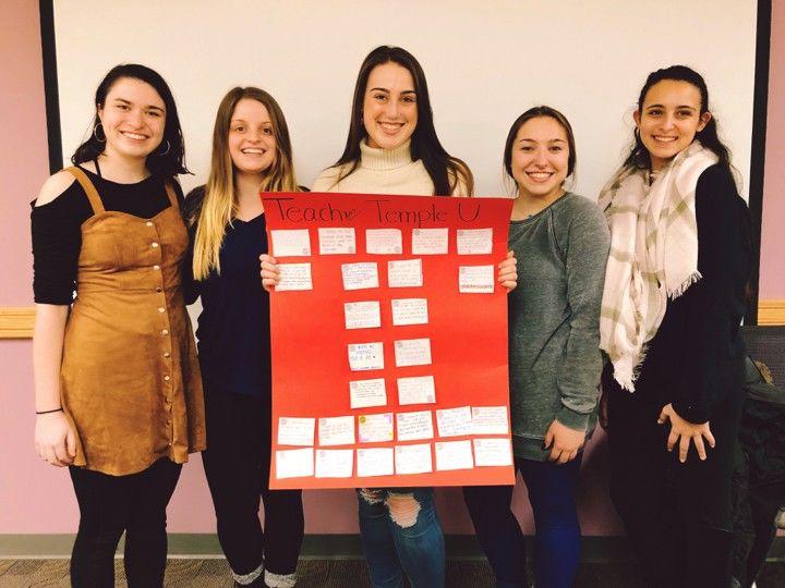 Kappa Delta Pi, International Honors Society in Education meeting