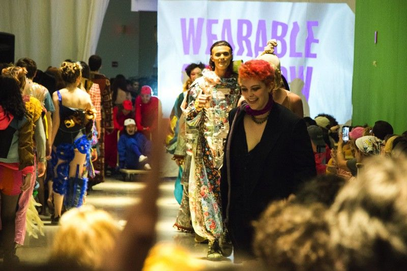 The 2019 Wearable Art Show.